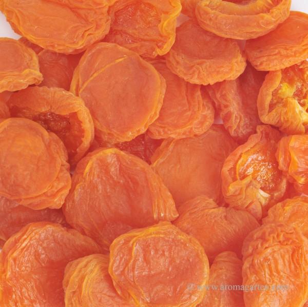 Aprikosenhälften, geschwefelt