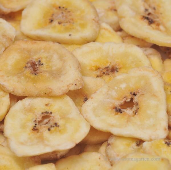 Bananenchips ohne Zuckerzusatz