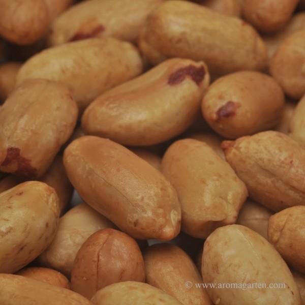 Erdnußkerne geröstet ohne Salz