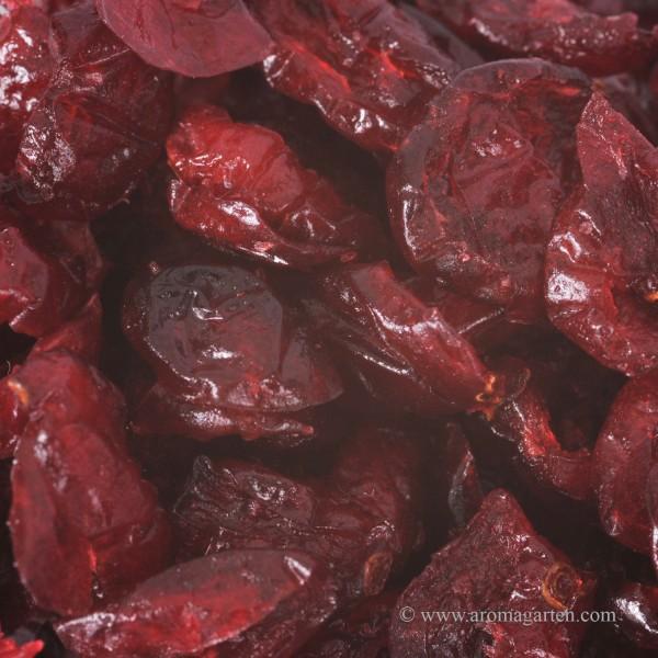 Cranberries ohne Zuckerzusatz